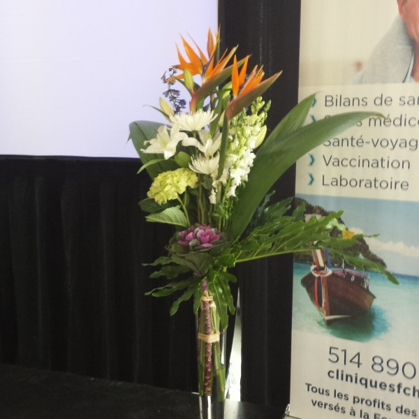 bouquet corporatif 124.99$